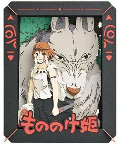 Princess Mononoke PT-141 PAPER THEATER  ENSKY JAPAN  Studio Ghibli