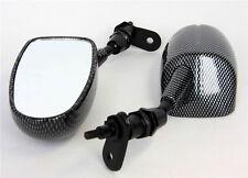 Moto Mini Racing Mirror for Yamaha YZF-R6 R6 2006-2008 YZFR1 R1 2002-2008 CARBON