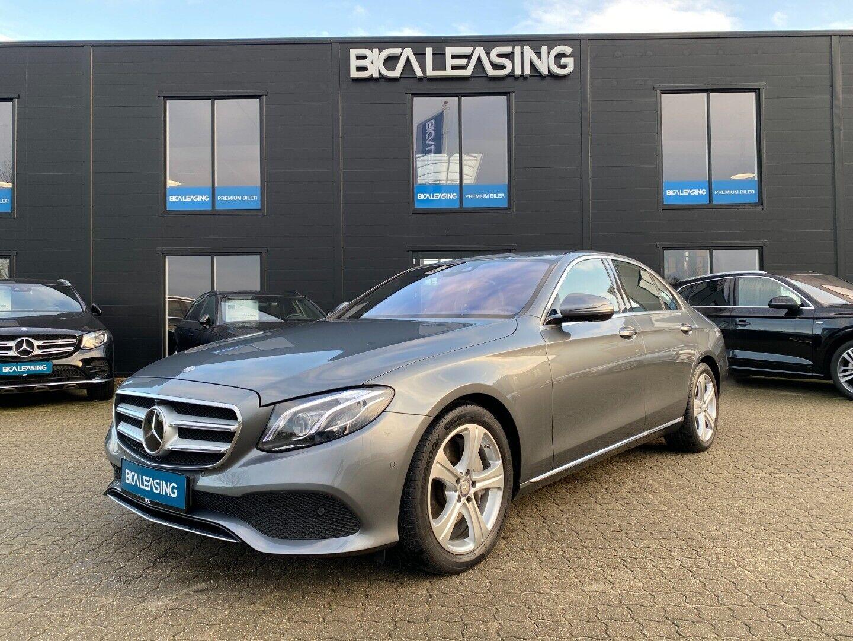 Mercedes E350 d 3,0 Avantgarde aut. 4d - 599.900 kr.