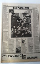 The CLASH Tommy Gun single review 1978 UK ARTICLE / clipping
