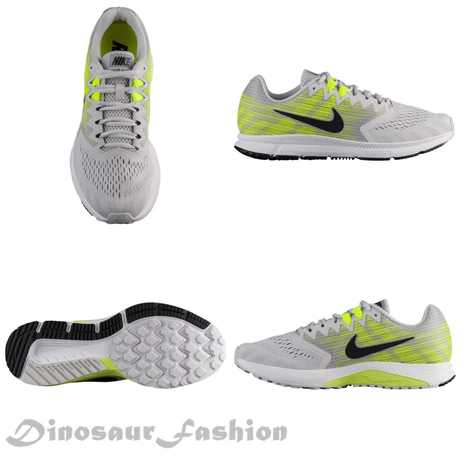 NIKE ZOOM SPAN 2  Hommes Box Running Chaussures .New with Box Hommes 86b663