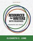 Resources for Writers with Readings Plus Mywritinglab with Pearson Etext --Access Card Package by Elizabeth C Long (Mixed media product, 2015)