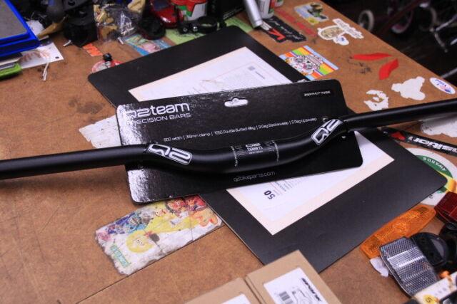 KORE MEGA RISER 35mm RISE 780 x 31.8mm  BLACK BICYCLE HANDLEBAR