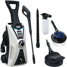 Pulsar 1800 PSI Electric Pressure Washer with Accessory Bundle (PWE1800K)