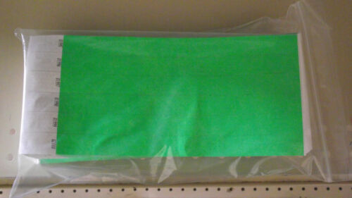 """100 500 Solid Color 1/"""" Tyvek 1000 count"""