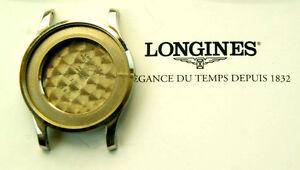 Longines-Ref-7117-swiss-made-Vintage-Armbnaduhr-Edelstahl-Gehaeuse-Neu-aus-1960