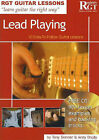 Lead Playing: 10 Easy-to-Follow Guitar Lessons by Tony Skinner, Andy Drudy (Paperback, 2006)