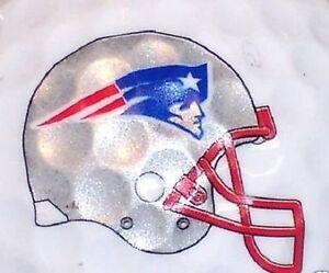 36) Callaway Mint AAAAA New England Patriots Helmet LOGO GOLF BALLS ... 9515d5f56