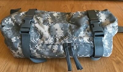 """MOLLE Waist Pack ACU Pattern NSN 8465-01-524-7263 """"Butt Pack/"""" USED"""