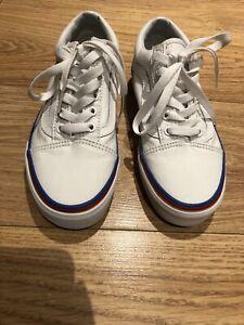Vans Old Skool Pride Size 3.5 UK | eBay