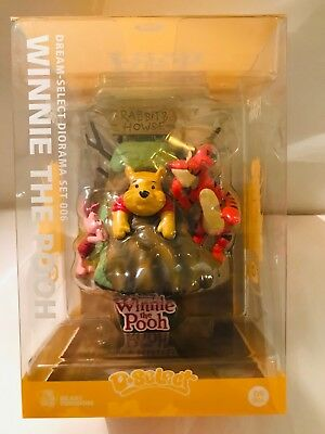 Winnie l/'ourson de collection DS-006 D-Stage Series Figure-Beast Kingdom