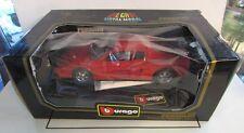 Ferrari testarossa 1984 cod. 3019 Burago Bburago
