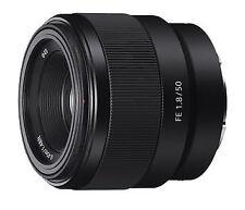 Sony FE 50mm F1.8 Full frame Prime E-Mount Lens SEL50F18F FREE SHIPPING