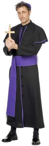 Bischof Franz Kostüm NEU Herren Karneval Fasching Verkleidung Kostüm