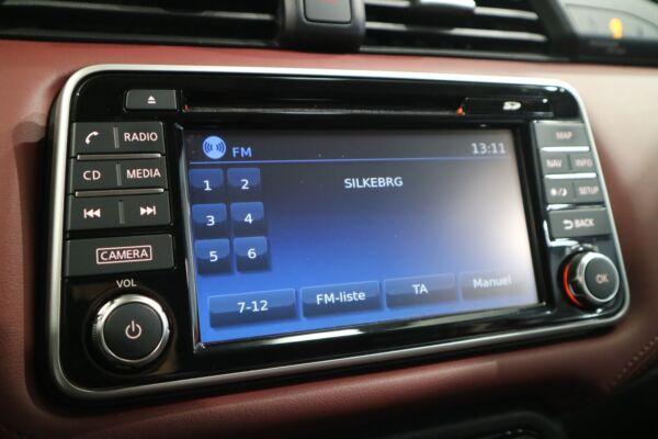 Nissan Micra 0,9 IG-T 90 Tekna billede 6