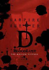 Vampire Hunter D: Bloodlust (DVD, 2015)