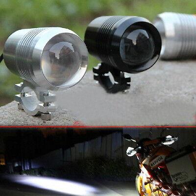 Motorcycle 12V 30W XML U2 LED Fog Spot Head Light Waterproof Working Lamp OE