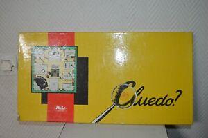 JEU-DE-SOCIETE-CLUEDO-BY-MIRO-VINTAGE-COMPLET-1951-ENQUETE-POLICIERE