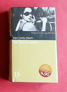 Sueddeutsche-Zeitung-Bibliothek-Das-kurze-Leben-Juan-Carlos-Onetti-11-OVP