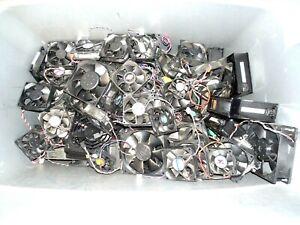 Lot-of-82-12VDC-PC-Desktop-CPU-Cooling-Fans-Different-Sizes