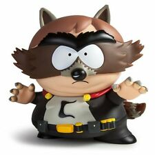 """Kidrobot ~ South Park: The Fractured but Whole ~ THE COON ~ 7"""" Vinyl Figure 2016"""