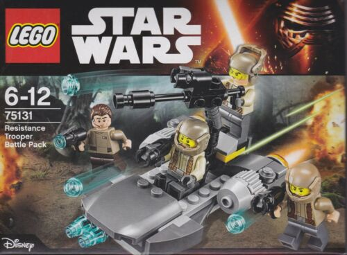 LEGO STAR WARS TROOPERS PACKS  Various available NEW NUEVO NUOVO NIB