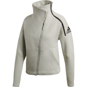 adidas ZNE Heartracer Cover Up Grey buy and offers on Traininn