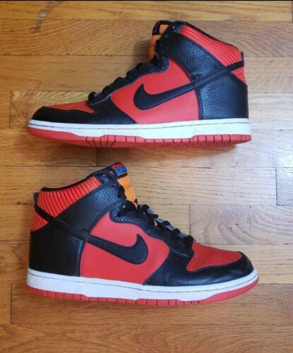 Nike Dunk High Barcelona Size 11.5
