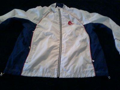 Fanartikel Boston Red Sox Mlb Jacke Größe Xl Baseball Fenway Park Groß Papi Panda StäRkung Von Sehnen Und Knochen