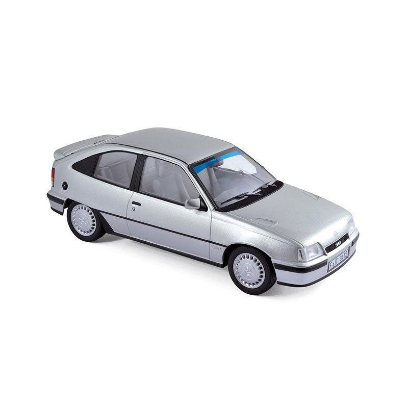 Norev 183613 Opel Kadett Gsi plata 1987 Échelle 1 18 Maquette de Voiture Neuf