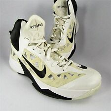new concept bea28 a4004 item 3 Nike Air Zoom Hyperfuse Basketball Shoes Mens Size 11.5M White  Sneakers 615496 -Nike Air Zoom Hyperfuse Basketball Shoes Mens Size 11.5M  White ...