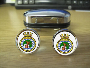 HMS-ACTAEON-CUFFLINKS