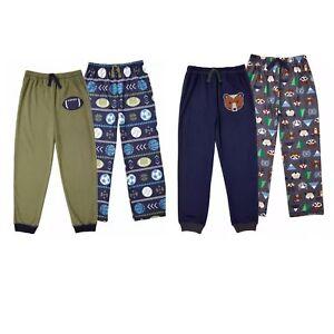 St Eve Saint Eve Boys Sleep Pant 2-pack Sports Themed Pajama Pants Size 7