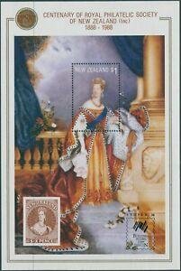 New-Zealand-1988-SG1450-Philately-MS-SYDPEX-MNH