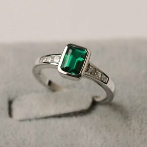 925-Sterling-Silver-Green-emerald-ring-May-birthstone-anniversary-ring-for-women