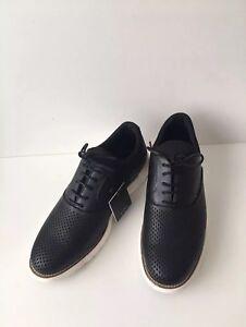 contrastante 9 taille légères Man Baskets Zara avec Uk noires semelle de sportives dvRggfxwq8
