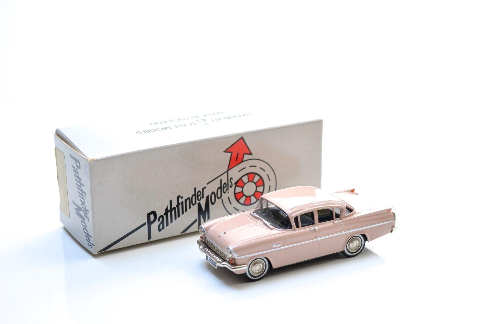 PATHFINDER MODELS PFM 6 VAUXHALL CREAST PA 1958
