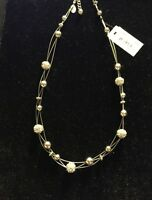 Cookie Lee Fashion Jewelry Crystal Ball Necklace