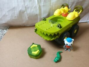 Fisher-Price-Octonauts-Gup-K-Remote-Controlled-Swamp-Truk-with-Barnacles-Figure