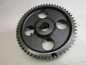 Details about Mitsubishi Delica L400 94-96 2 8 diesel fuel injector pump  timing cog gear wheel