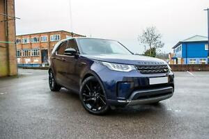 Land Rover Discovery 2.0 SD4 HSE Luxury Black Pack Automatic 68 Plate 14000 Mile