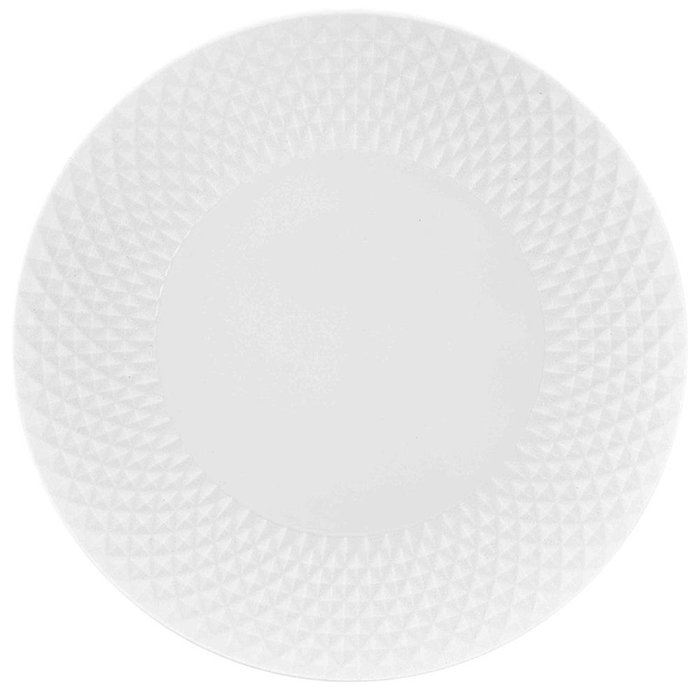 Vista Alegre Porcelain Maya Charger Plate - Set of of of 4 91f02e