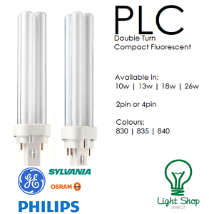 Biax-D-Dulux-D-PLC-Lynx-D-Compact-Fluorescent-835-840-830-Box-of-10-UK