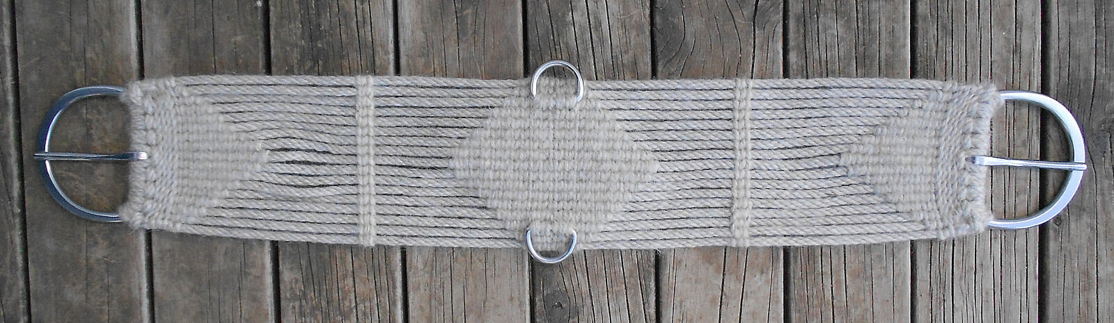 PURE MOHAIR WESTERN GIRTH CINCHES-Aussie Made-SIMPLY THE BEST FOR YOUR HORSE