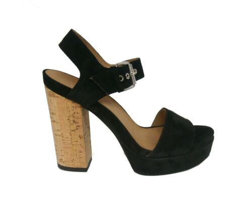 Janet sport sandalo 39852 Damba camoscio nero