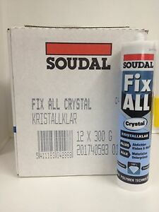 L-22-41-Fix-All-Crystal-MS-Polymer-Kleber-290-ml-Soudal-Karton-12-Stueck