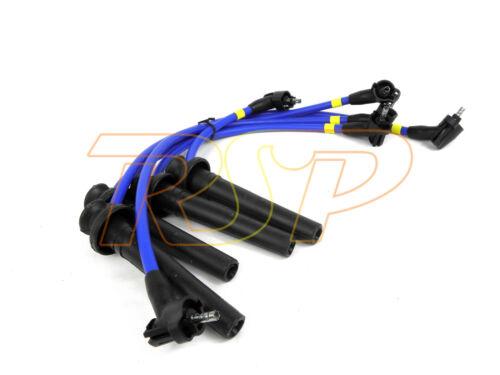 Toyota Levin 1.6 I Dohc 20v 95-99 Magnecor 8mm Encendido Ht conduce Cables Cable Imp
