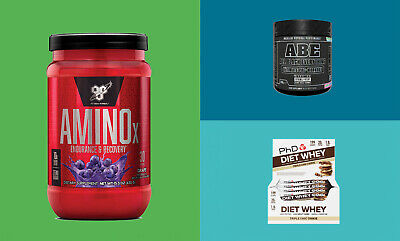 Great Savings on Protein Shakes, Bars & more