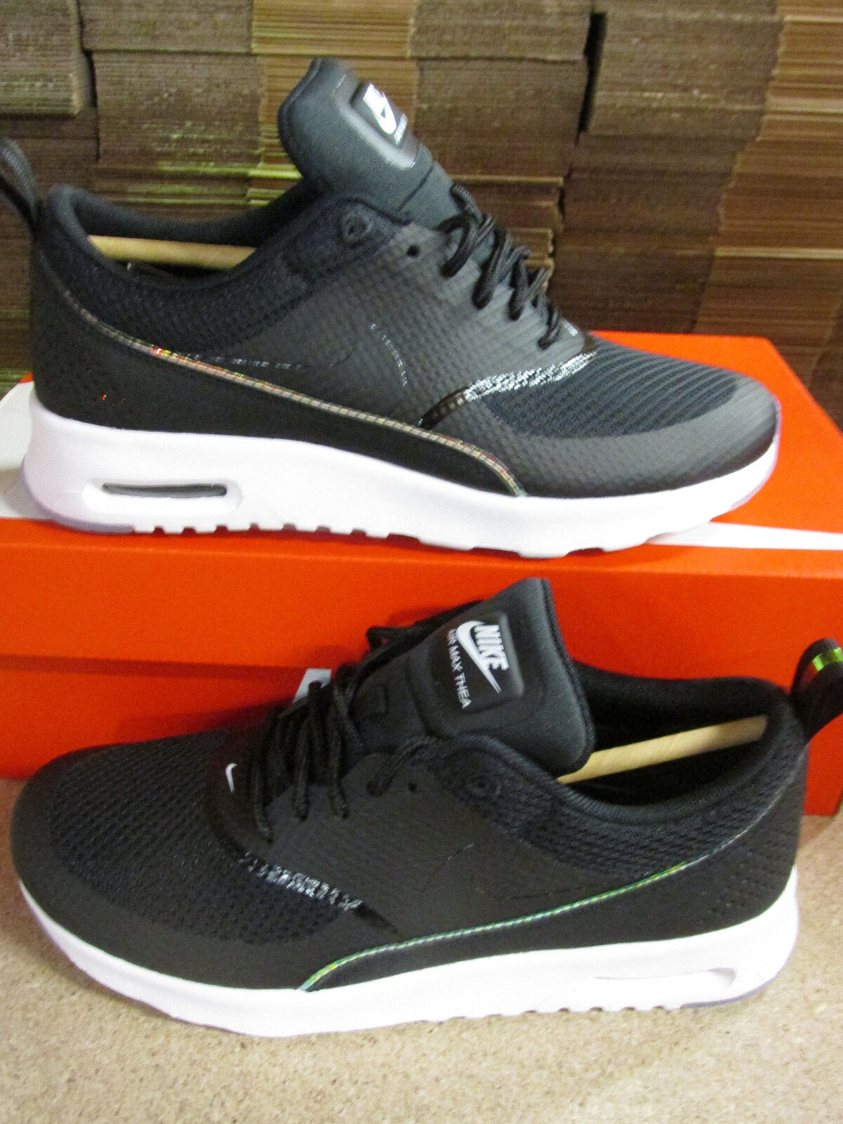 nike air max thea PRM Femme running trainers 616723 014 sneakers chaussures