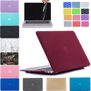 Plastic Hard Case & Keyboard Cover & Screen Protector for Macbook Air 11.6 A1465